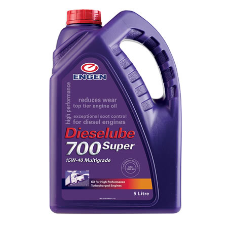 Buy Engen Dieselube 700 Super online from Oil on Tap (PTY) Ltd