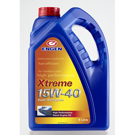 Buy Engen Xreme 15W-40 online from Oil on Tap (PTY) Ltd