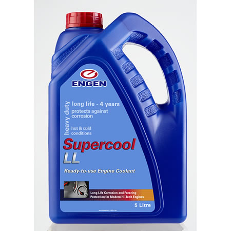 Buy ENGEN SUPERCOOL LL online from Oil on Tap (PTY) Ltd